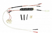 China made Wiring & Switch with Mosfet Assembly Ver.2 Front