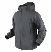 Condor Element Soft Shell Jacket Grey