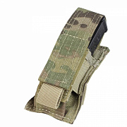 Condor Single Pistol Mag Pouch Multicam