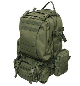 CA Tactical Pack Classic II OD Green