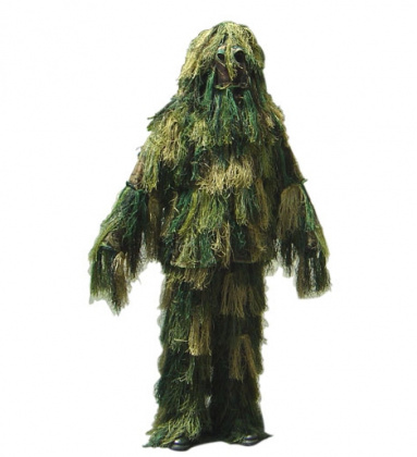 Condor Ghillie Suit Set Woodland все разм.