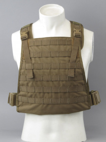 Pantac MBSS Plate Carrier Coyote Brown M