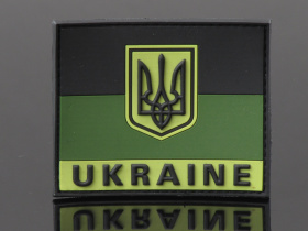 JTG Ukraine Flag Patch OD