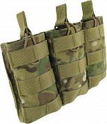 Highlander Triple Quick Mag Pouch Multicam