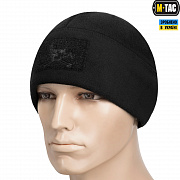 M-Tac шапка Watch Cap флис/сетка Pirate Skull Windblock 380 Black