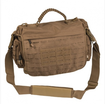 Милтек сумка Tactical Paracord Bag Large Dark Coyote