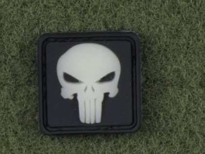 JTG Punisher Patch Ghost GID