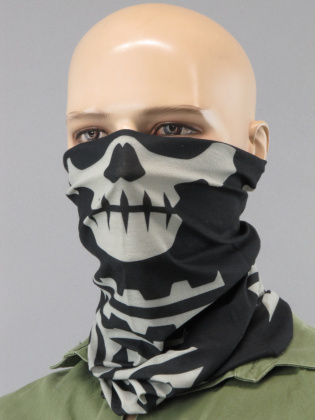 MSM Skull Mask Multi-wrap Urban