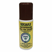 Nikwax Waterproofing Wax for Leather Brown 125ml