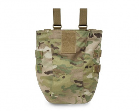 WAS Large Roll Up Dump Gen.2 Multicam