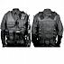 Leapers UTG Law Enforcement Tactical Vest Black