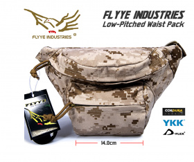 Flyye Low-pitched Waist Pack AOR1
