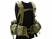 Flyye 1195J SEALs Floating Harness Multicam