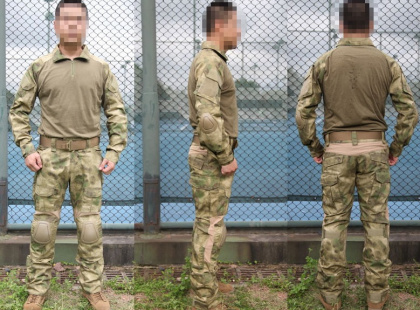 Emerson Gen.2 Combat Uniform Set A-TACS FG все разм.