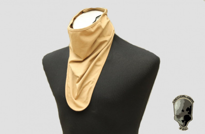 TMC Cotton Neck Gaiter TAN