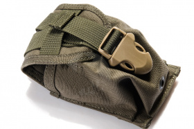 Pantac Smoke Single Grenade Pouch Ranger Green
