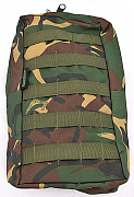 Highlander MOLLE SIDE POUCH LARGE DPM