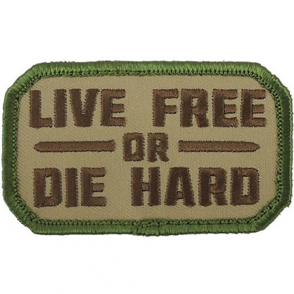 MSM Live Free or Die Hard Patch Multicam