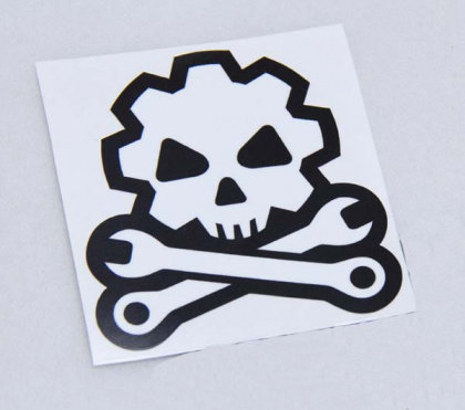 MSM Death Mechanic Decal SWAT