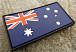 JTG Australian Flag Patch Fullcolor