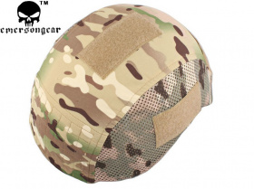 Emerson FS Style MICH 2001 Helmet Cover Multicam