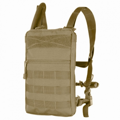 Condor Tidepool Hydration Carrier Tan (with bladder)