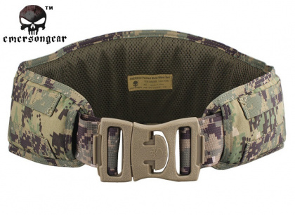 Emerson Padded Molle Waist Belt AOR2