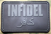 JTG Infidel Large Patch BlackOps