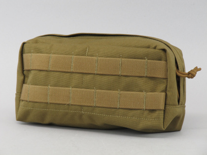 Flyye MOLLE SpeOps Horizontal Accessory Pouch CB