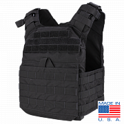 Condor Cyclone Lightweight Plate Carrier BK