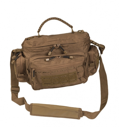 Милтек сумка Tactical Paracord Bag Small Dark Coyote