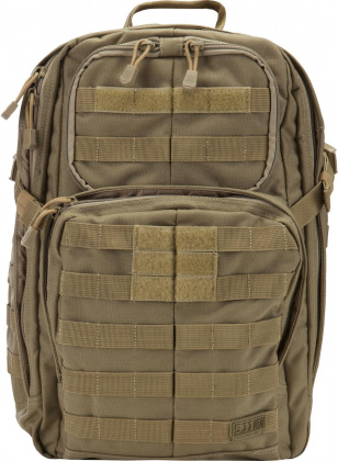 5.11 рюкзак RUSH 24 Backpack Sandstone