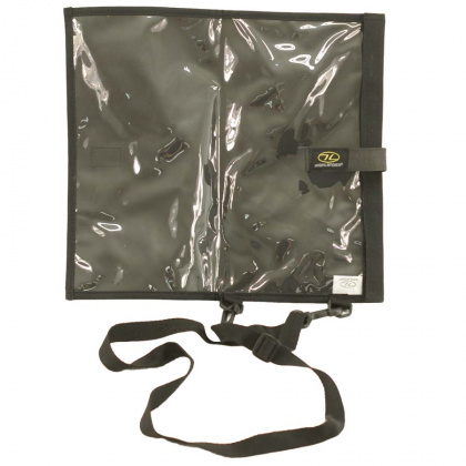 Highlander Wanderer Map Case 300x280mm Black