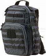 5.11 рюкзак RUSH 12 Backpack серо-черный