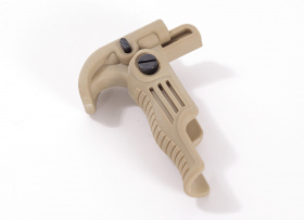 Cyma Folding QD Foregrip for AK Tan