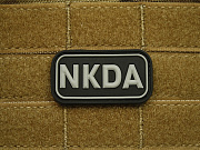JTG NKDA Patch SWAT
