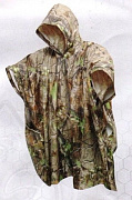 Highlander Poncho Multi-Purpose PVC Camo