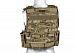Claw Gear Specter Back Panel Multicam