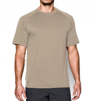 Under Armour футболка Tactical Tech Desert Sand
