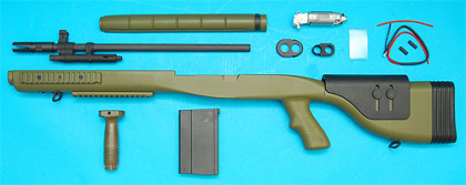 G&P MK14 Crane Proto Conversion Kit