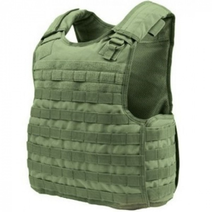 Condor Quick Release Plate Carrier OD