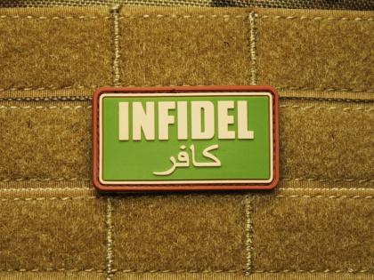 JTG Infidel Small Patch Multicam