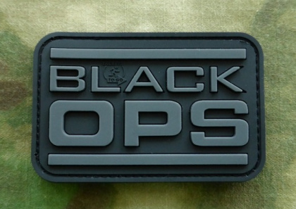 JTG Black Ops Patch BlackOps