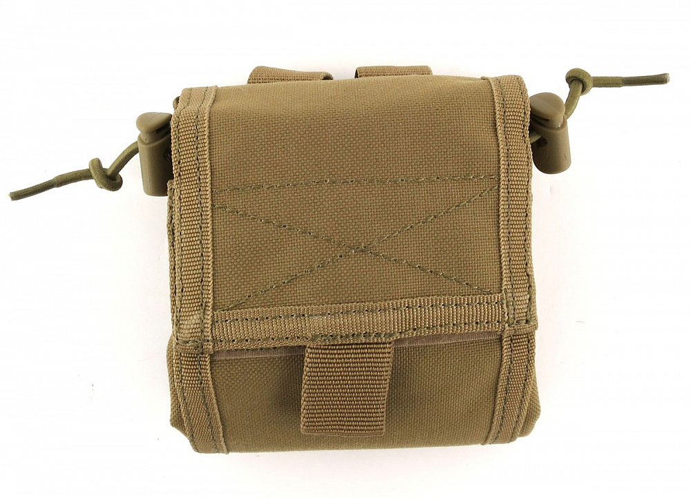 Condor підсумок Roll-Up Utility Pouch Tan