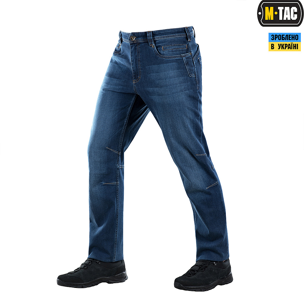 M-Tac джинси Tactical Gen.I Dark Denim Regular Fit