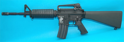 G&P M4A1 (Fix Stock) with Blackwater Metal Body
