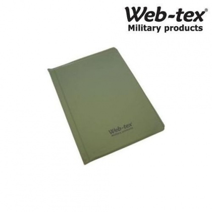 Web-tex Nirex A5 Folder Olive