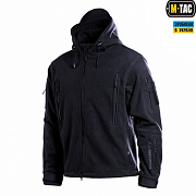 M-Tac куртка флисовая Windblock Division Gen.II Dark Navy Blue