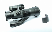 China made Aimpoint Red/Green Dot Scope with Cantilever Mount BK