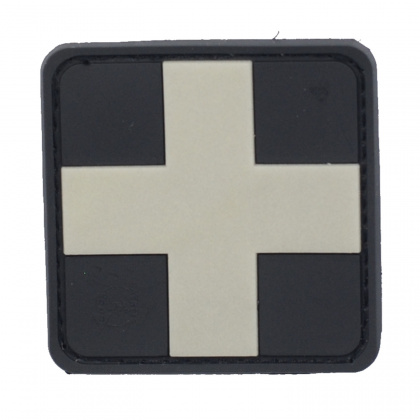 JTG Red Cross Medic Patch GID